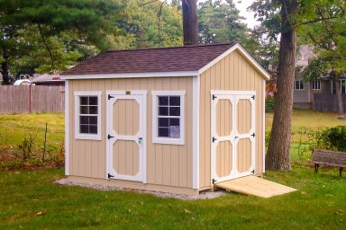 yard storage sheds