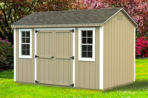 classic storage shed