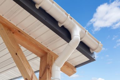 ranch shed venting soffits