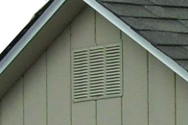 classic sheds gable vents