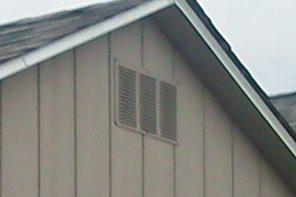 workshop shed gable vents