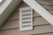 gable shed gable vents