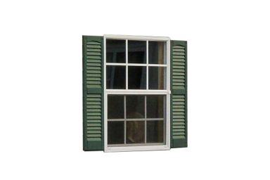 horse barn windows