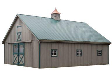 horse barn sizes