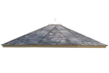 octagon gazebos roof