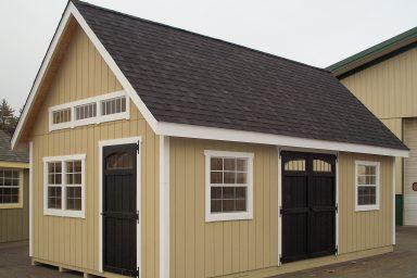 prefab garden sheds