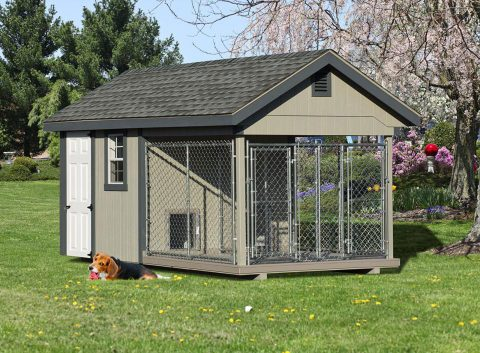 dog kennels from hometown structures
