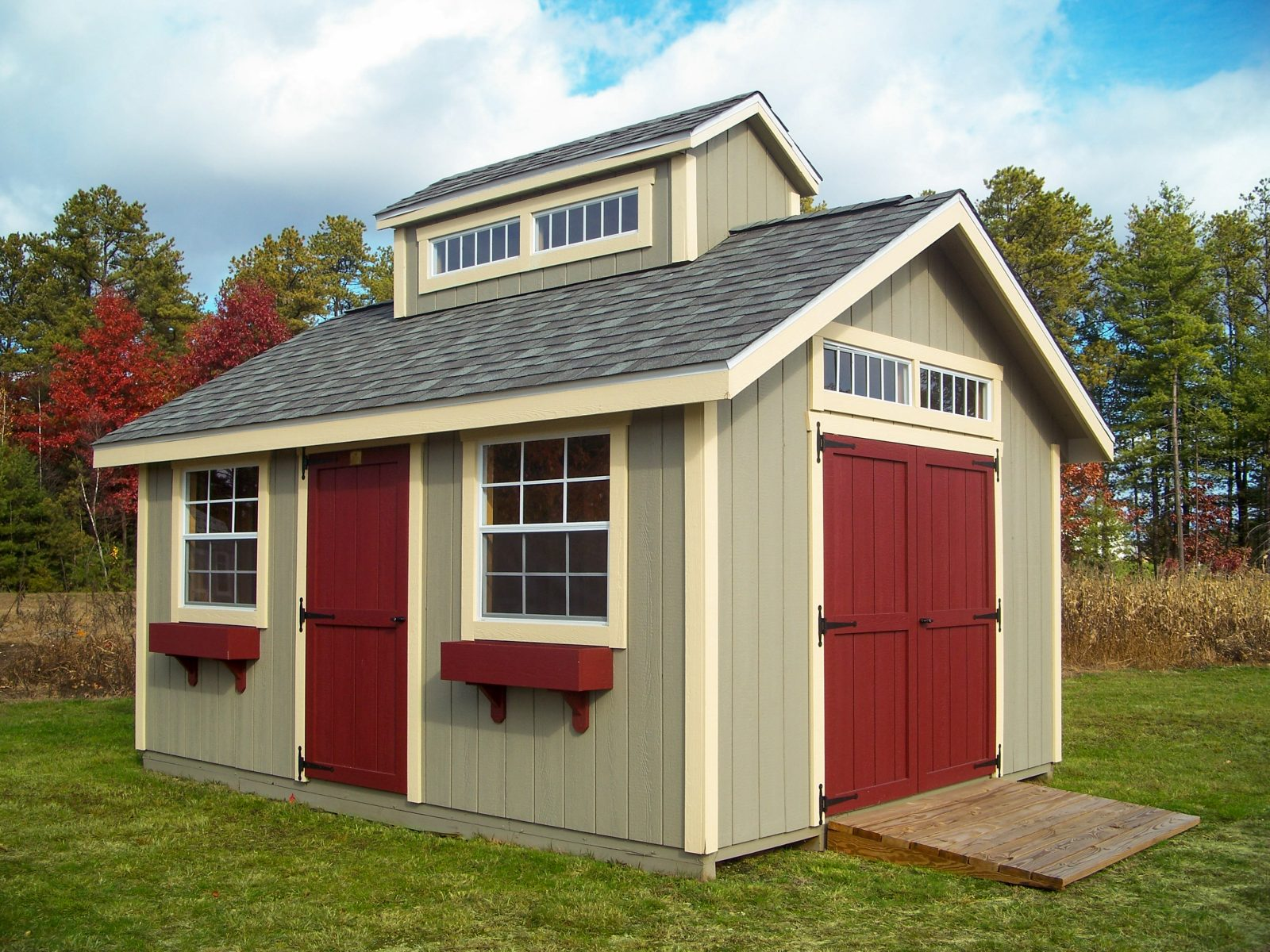 new england shed company