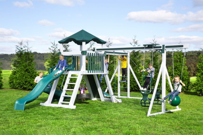 big backyard playset