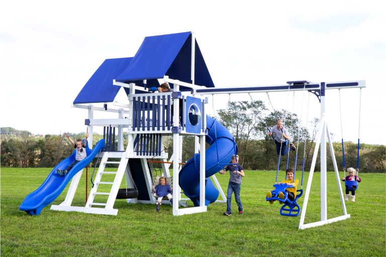 childrens backyard playsets
