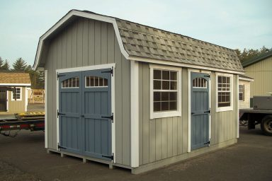 large dutch barn shed