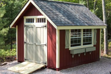 red country shed