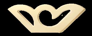 ivory gazebo vinyl 300x120