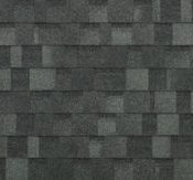 iko cambridge charcoal gray shingles 300x163