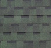 iko cambridge vintage green shingles 300x163