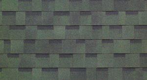 iko cambridge vintage green shingles 300x163