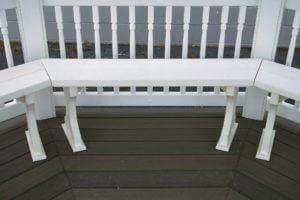 gazebo benches 300x200