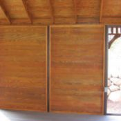 gazebo privacy panels 300x197