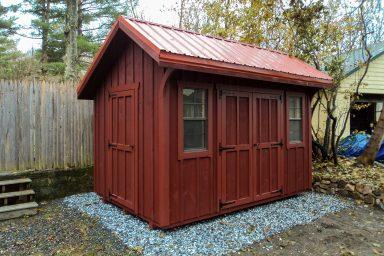 classic quaker sheds