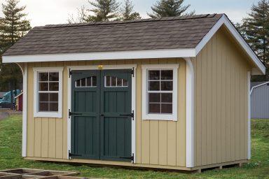 quaker storage sheds