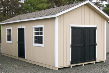 large ranch shed