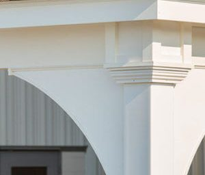 vinyl grand estate pavilion headers and braces 300x300