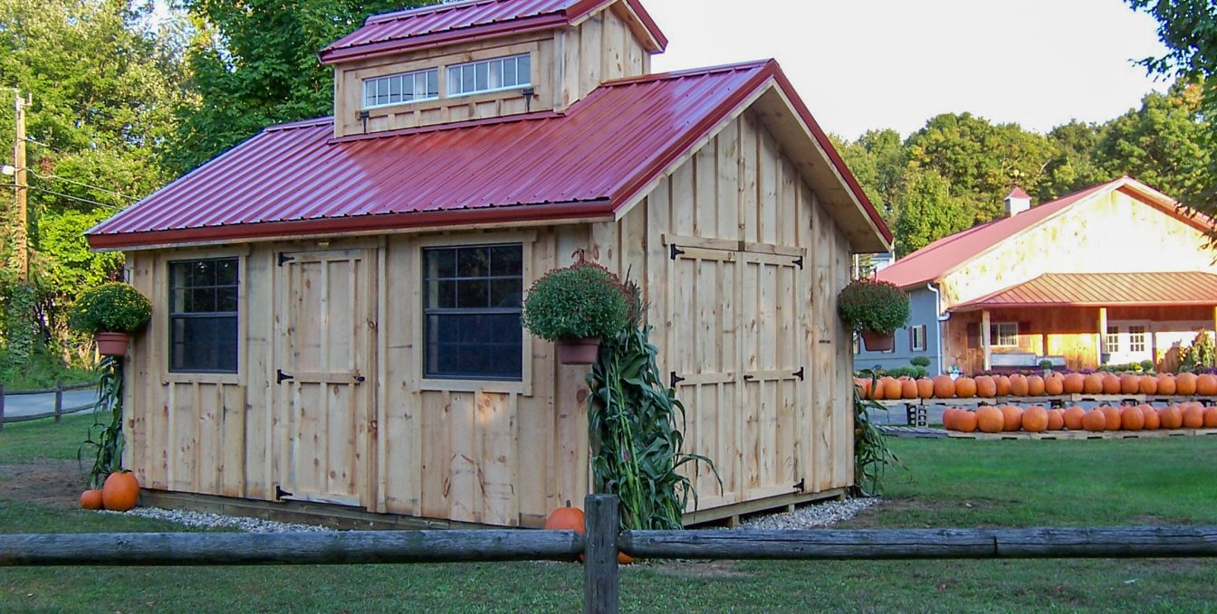 Unique Sheds Built To Last Custom