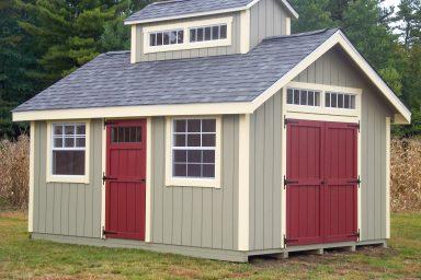 unique large sheds