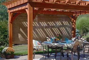 pergola ez shade curtain