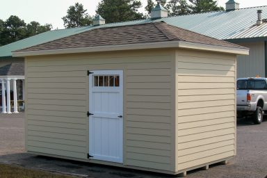 hip shed roof