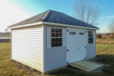 hip roof sheds for sale