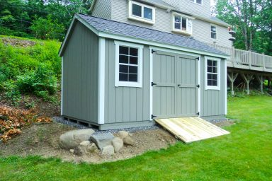 garden traditions sheds