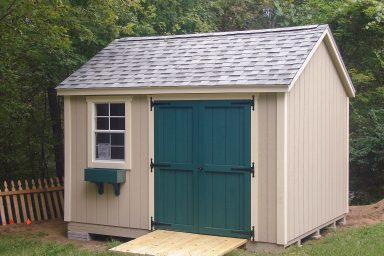 traditional shed design