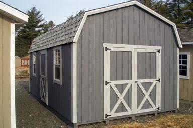 mini barn sheds near me
