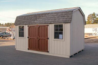 mini barn storage sheds
