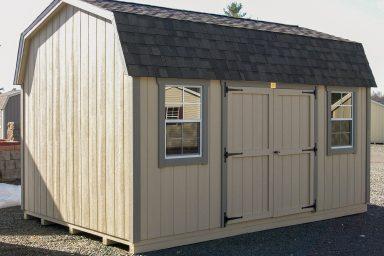 mini dutch barn shed