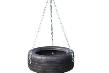 7 3 chain tire swing cut out