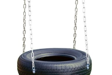 8 4 chain tire swing