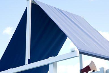 1 roof tarp