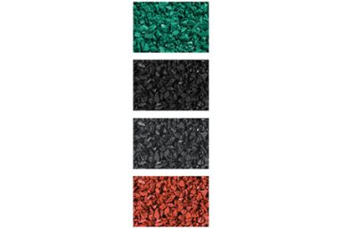 1 rubber mulch colors