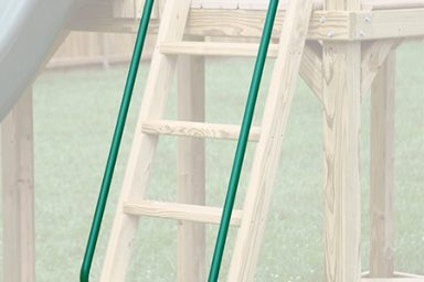 5 step ladder handles