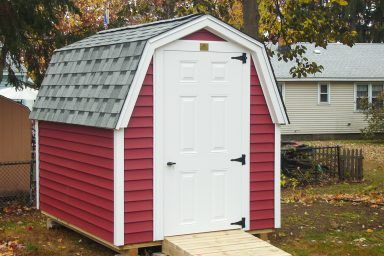small gambrel shed