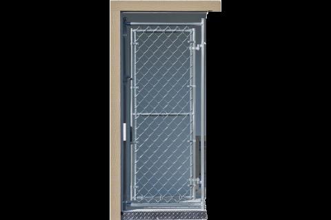 screen door dog kennel option 2400x9999