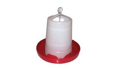 chicken coop accessories 3 pound feeder 384x384