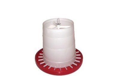 chicken coop accessories 11 pound feeder 384x384
